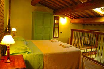 Appartamento sambuco agriturismo a viterbo poggio della for 3 disegni della camera da letto della base